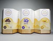 JIFFY Muffin Mix Re-Branding Photoshoot