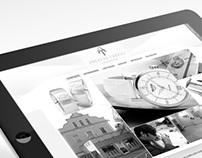 Juwelier Tarpay webdesign