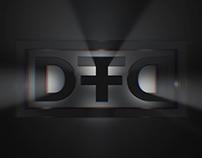 Blade Runner Inspired Logo Intro
