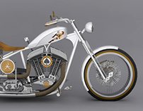 Pin Up Chopper