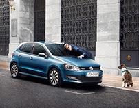 VW Golf Greece