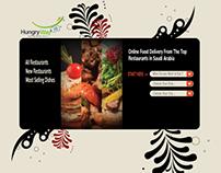 HungryWay - Website