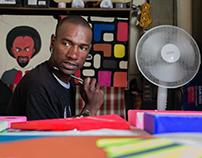 Loyiso's Studio