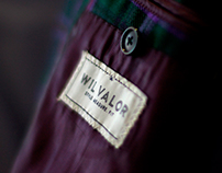 Wil Valor Tailor Branding