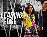 "Fashion Styling: ""Leading Edge"" Editorial"