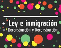 Ley e Inmigración. Deconstrucción y Reconstrucción.