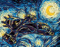 Starry Flight of the Serenity