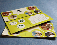 Brochure Design for Awaaz.De