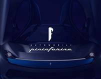 Automobili Pininfarina Website UI UX