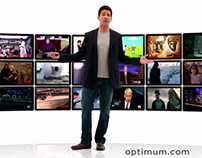 Optimum Guy campaign for Cablevision