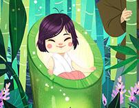 La principessa splendente del bambù - Rusconi Libri