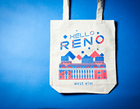 West Elm Local: Hello Reno