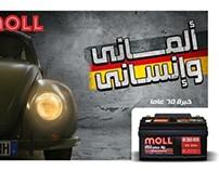 MOLL Battery