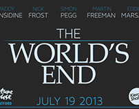 The World's End: Stratford Picturehouse