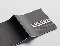 Brand Guidelines for Duotom KSA