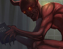 Devil Shitting