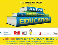 AVIVA The Great Wall Of Education TV Commercial