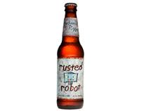 Rusted Robot - Beer Packaging