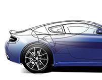 Aston Martin Vinage V8