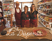 La Dispensa Brand Identity