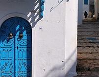 The Blues of Sidi Bou 2