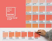 PANTONE Calendar 2019