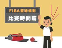 FIBA籃球規則懶人包:04比賽時間