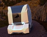 Einride — T-Pod CGI Animation