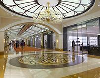 Studio City Macau Themed Retail Districts