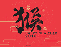 HAPPY NEW YEAR FORM CHINA