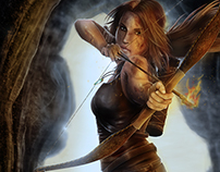 Rise Of Lara Croft