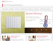 Heatstore Dynamic Microsite
