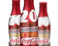 CCBS-Coca-Cola 20 Years Anniversary (Concept Creation)