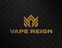 Vape Reign - Brand Identity