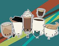 Vista Coffee: The revamp of a coffee brand