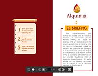 Branding Briefing - Alquimia Creativa