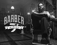 Logo | Barber street