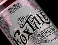 FoxTale Gin : strawberry edition