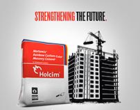 Holcim Cement - proposal (mock posts)