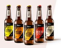 Hideus - cerveja artesanal
