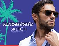 Campanha Primavera/Verão 2017 - Sketch Men's Collection