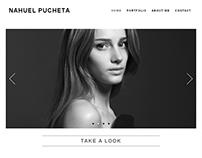 Web Design: nahuelpucheta.com