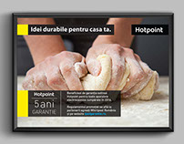 Ariston Hotpoint Extended Warranty Campaign