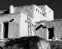 Taos Pueblo, New Mexico, USA