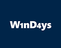 Microsoft WinDays14 - Conference Creative