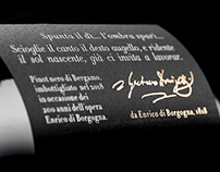 Divenire 1818 - Limited Ed. Pinot Nero