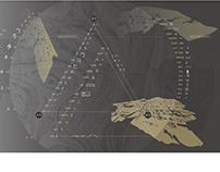 Chart Design of zheng关于国乐和古筝图表视觉设计