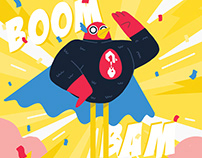 Super Bird - Psyop social