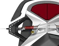 Car Interior Concept by Rucker Lypsa Edag Group