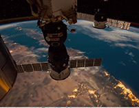 Music inspired by the ISS